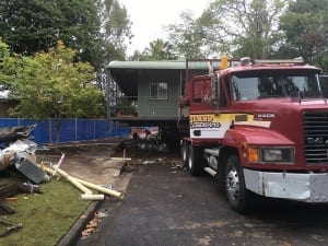 House relocation