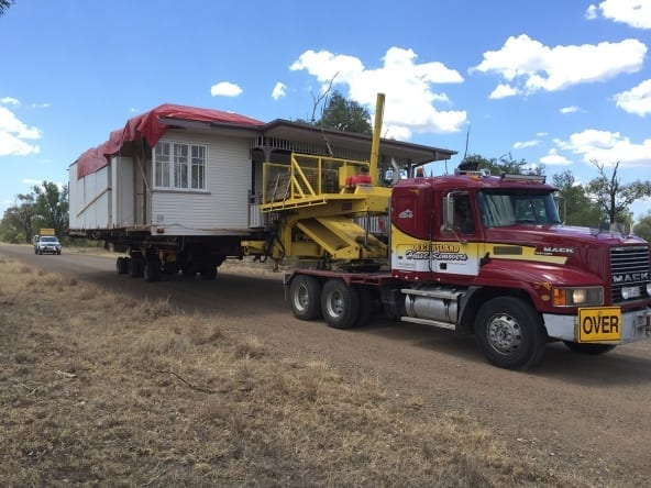 Moving a House