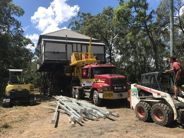 Queensland House Movers Caboolture House Move
