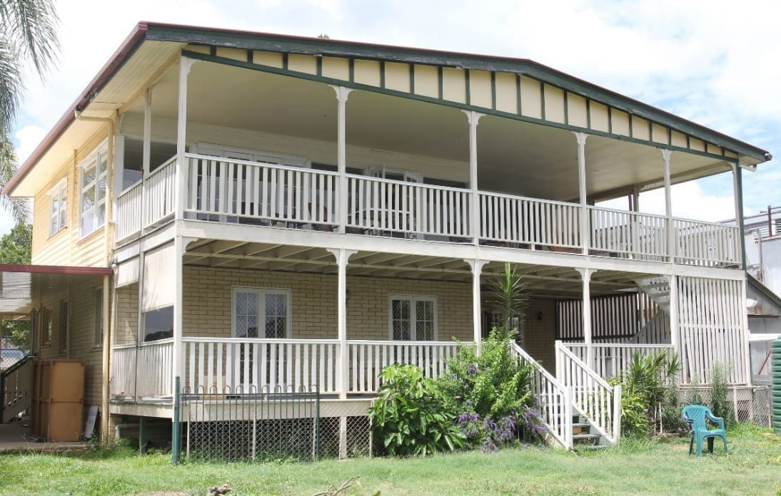 Queensland House removers move house